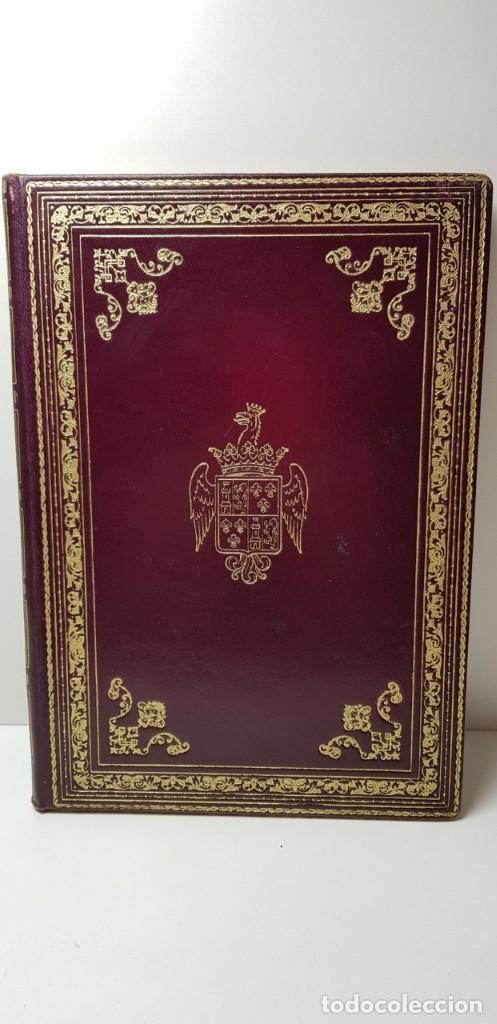 FABULAS ESCOGIDAS DE FLORIAN. 500 EJEMPLARES. BONITA ENCUADERNACIÓN. (Libros de Segunda Mano (posteriores a 1936) - Literatura - Otros)
