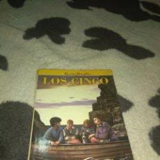Libros de segunda mano: ENID BLYTON -LOS CINCO SE ESCAPAN- EDITORIAL JUVENTUD. Lote 135366182