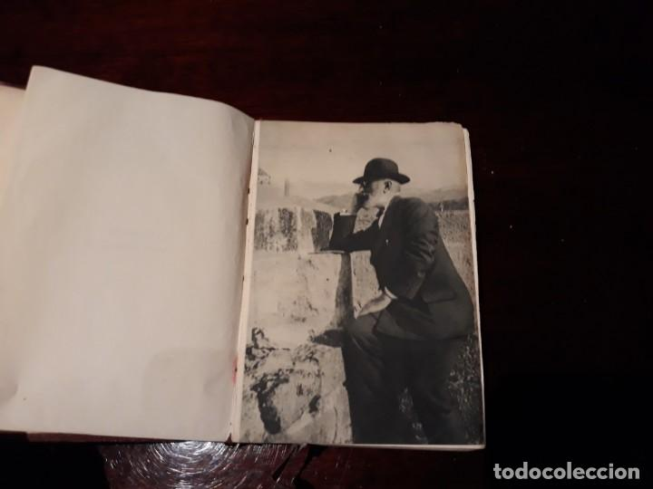 Libros de segunda mano: OBRAS COMPLETAS DE MIGUEL DE UNAMUNO .COLECCION PARADILLA DEL ALCOR .TOMO I .AÑO 1951 . - Foto 3 - 135370766