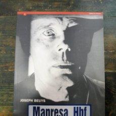 Libros de segunda mano: MANRESA HBF. JOSEPH BEUYS; 1994. Lote 135408386