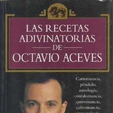 Libros de segunda mano - OCTAVIO ACEVES.LAS RECETAS ADIVINATORIAS.ESOTERIKA.3ª EDIDION.(1993) - 135410878