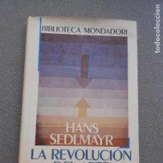 Libros de segunda mano: LA REVOLUCION DEL ARTE MODERNO. Lote 135439470