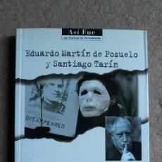 Libros de segunda mano: ESPAÑA ACUSA. MARTÍN DE POZUELO (EDUARDO), TARÍN (SANTIAGO) BARCELONA, PLAZA & JANÉS, 1999.. Lote 135481718