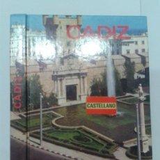 Libros de segunda mano: CÁDIZ 1984 JOSÉ MANUEL GARCÍA - GÓMEZ 6ª EDICIÓN EVEREST GUÍAS . Lote 135481814