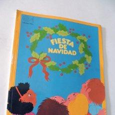 Libros de segunda mano: FIESTA DE NAVIDAD / AYUDA PARA TUS FIESTAS / ILUSTRA - MARGARITA PUNCEL / ED. ALTEA AÑO 1982. Lote 135531814