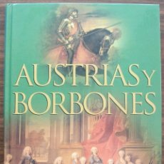 Libros de segunda mano: AUSTRIAS Y BORBONES EN ESPAÑA. . Lote 135557306