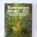 Libros de segunda mano: LA ESTRUCTURA DEL MAL. ERNEST BECKER. 1980. Lote 135639547