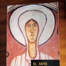 Libros de segunda mano: EL ARTE ROMÁNICO. CATÁLOGO EXPOSICIÓN BARCELONA SANTIAGO 1.961. Lote 135648431