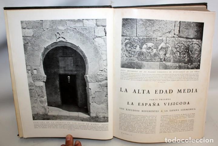 Libros de segunda mano: HISTORIA DE ESPAÑA GRAN HISTORIA GENERAL DE LOS PUEBLOS HISPANICOS INSTITUTO GALLACH. 5 TOMOS - Foto 6 - 135667879