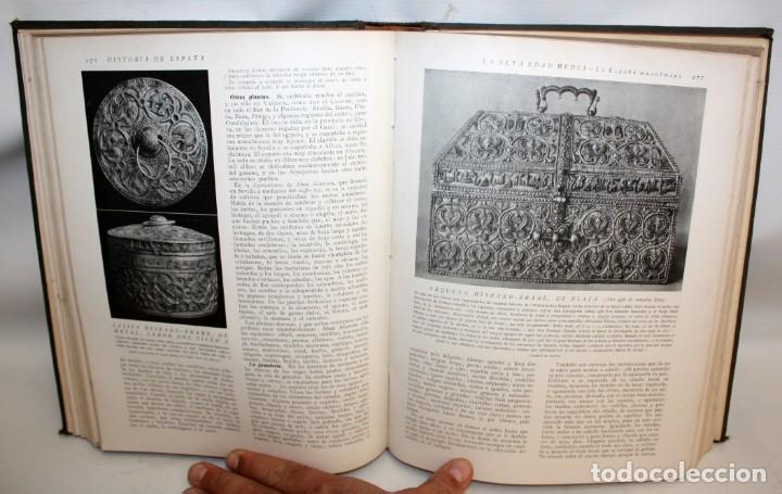 Libros de segunda mano: HISTORIA DE ESPAÑA GRAN HISTORIA GENERAL DE LOS PUEBLOS HISPANICOS INSTITUTO GALLACH. 5 TOMOS - Foto 7 - 135667879