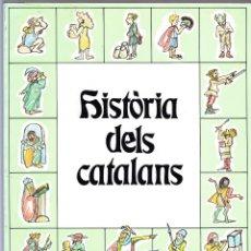 Libros de segunda mano: HISTORIA DELS CATALANS - CATALUNYA 1000 ANYS - TERESA DURAN - 1988 - CATALAN. Lote 135750190
