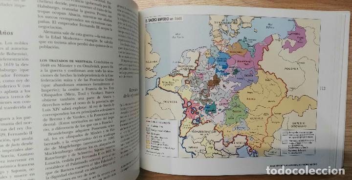 Libros de segunda mano: ATLAS DE LOS PUEBLOS DE EUROPA CENTRAL Y ATLAS DE LOS PUEBLOS DE EUROPA OCCIDENTAL. ACENTO, 1995. - Foto 2 - 135769726