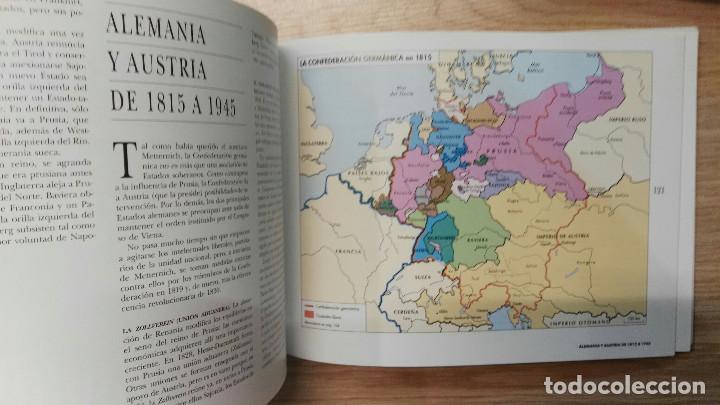 Libros de segunda mano: ATLAS DE LOS PUEBLOS DE EUROPA CENTRAL Y ATLAS DE LOS PUEBLOS DE EUROPA OCCIDENTAL. ACENTO, 1995. - Foto 3 - 135769726