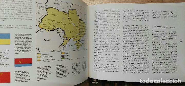 Libros de segunda mano: ATLAS DE LOS PUEBLOS DE EUROPA CENTRAL Y ATLAS DE LOS PUEBLOS DE EUROPA OCCIDENTAL. ACENTO, 1995. - Foto 4 - 135769726