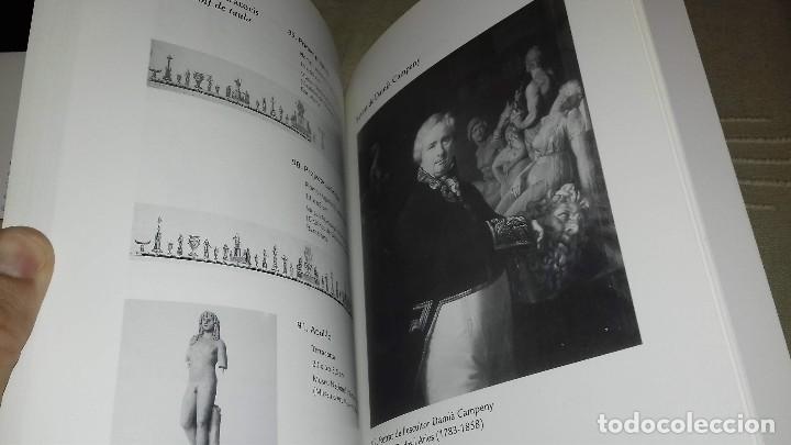 Libros de segunda mano: La Taula de l'ambaixador. El Triomf de taula de Damià Campeny. Museu Marès, 1999. - Foto 3 - 135784670