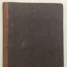 Libros de segunda mano: LOS PUEBLOS DE ESPAÑA. ENSAYO DE ETNOLOGÍA. - CARO BAROJA, J. - BARCELONA, 1946.. Lote 123171728
