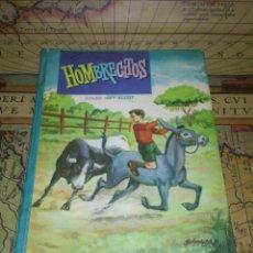 Libros de segunda mano: HOMBRECITOS- LOUISE MAY ALCOT- 1962. Lote 135847170