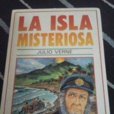 Libros de segunda mano: JULIO VERNE, LA ISLA MISTERIOSA, SUSAETA . Lote 135886390