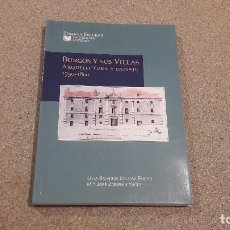 Libros de segunda mano: TEMAS Y FIGURAS DE NUESTRA HISTORIA...NÚMERO 1...BURGOS Y SUS VILLAS......2002... Lote 135891650