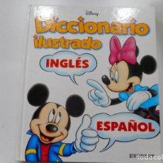 Libros de segunda mano: DICCIONARIO ILUSTRADO INGLÉS ESPAÑOL Y90494 . Lote 135920370