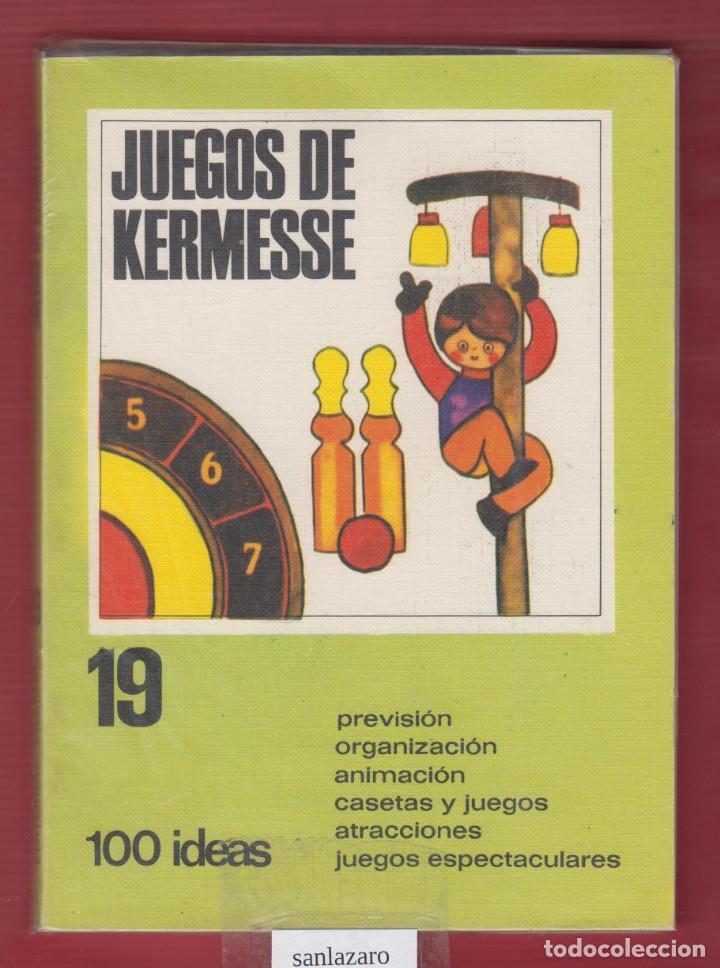 100 Ideas Juegos De Kermesse Nº 19 Prevencio Comprar En