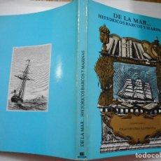Libri di seconda mano: LUIS BASTARRICA DE LA MAR...HISTÓRICOS BARCOS Y MARINAS Y90507. Lote 136009438