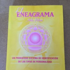 Libros de segunda mano: EL ENEAGRAMA. HELEN PALMER. LIBROS DE LA LIEBRE DE MARZO.. Lote 136039288