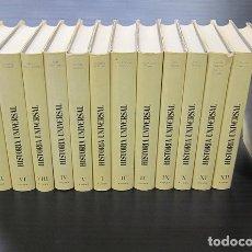 Libros de segunda mano: HISTORIA UNIVERSAL EUNSA (13 TOMOS EN 14 VOLS.) - VV. AA.. Lote 136058756