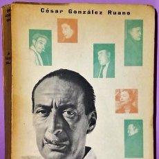 Libros de segunda mano: LAS PALABRAS QUEDAN (CONVERSACIONES).. Lote 136086930