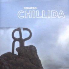 Libros de segunda mano: 'EDUARDO CHILLIDA' (2011), SIN USO, IMPECABLE, AGOTADO, DESCATALOGADO, VOLUMEN RARO. Lote 136117134