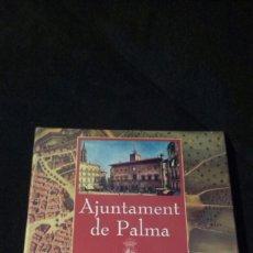 Libros de segunda mano: AJUNTAMENT DE PALMA. HISTÒRIA ,ARQUITECTURA I CIUTAT. CATALINA CANTARELLAS.. Lote 136118866