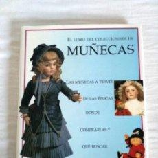 Libros de segunda mano: COLECCIONISTAS DE MUÑECAS BRENDA G.. Lote 136134878
