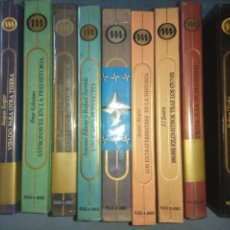 Libros de segunda mano: 10 LIBROS DE LA COLECCIÓN. OTROS MUNDOS. PLAZA & JANES. . Lote 139941716