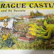 Libros de segunda mano: C62 LIBRO TROQUELADO POP UP DIORAMA PRAGUE CASTLE CASTILLO DE PRAGA EN INGLÉS. Lote 136150780
