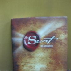 Libros de segunda mano: THE SECRET. EL SECRETO. RHONDA BYRNE. EDICIONES URANO 2008.. Lote 136177890