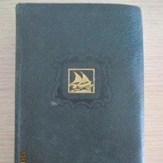 Libros de segunda mano: OBRAS COMPLETAS DE S. Y J. ÁLVAREZ QUINTERO. TOMO I. TERCERA EDICIÓN. MADRID 1967. Lote 136194122