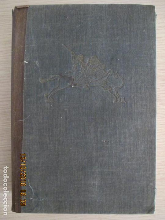 DIOSES TUMBAS Y SABIOS. LA NOVELA DE LA ARQUEOLOGÍA. LUIS PERICOT. W. CERAM. 1956 4ª EDICIÓN (Libros de Segunda Mano (posteriores a 1936) - Literatura - Otros)