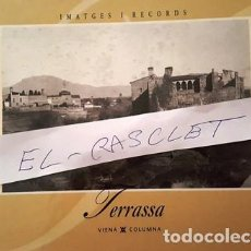 Libros de segunda mano: LIBRO - IMATGES I RECORDS DE TERRASSA HAY BASTANTES FOTOS MUY ANTIGUAS DE TERRASSA -. Lote 136236294