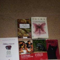 Libros de segunda mano: LOTE DE 10 LIBROS. Lote 136359969