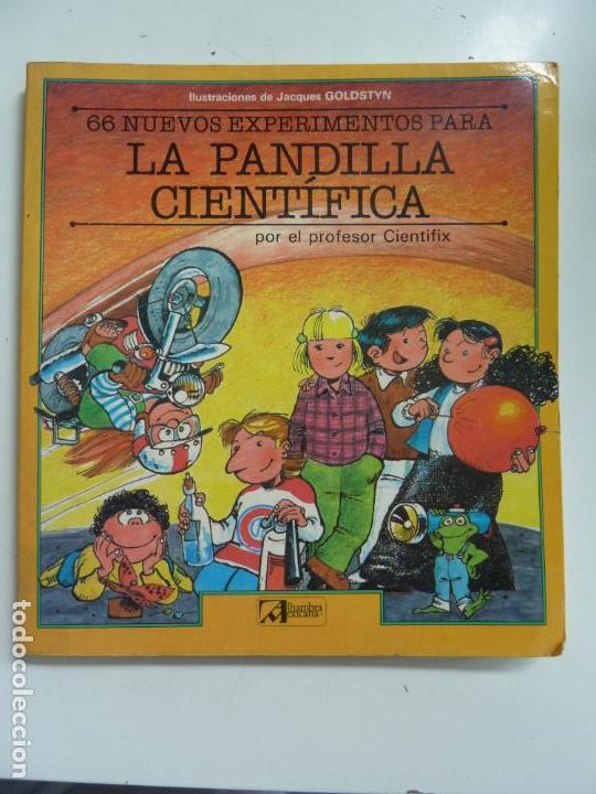 66 NUEVOS EXPERIMENTOS PARA LA PANDILLA CIENTÍFICA (Libros de Segunda Mano - Literatura Infantil y Juvenil - Otros)