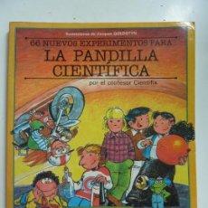 Libros de segunda mano: 66 NUEVOS EXPERIMENTOS PARA LA PANDILLA CIENTÍFICA. Lote 136467266