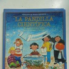 Libros de segunda mano: 66 EXPERIMENTOS FÁCILES. LA PANDILLA CIENTÍFICA. Lote 136467326
