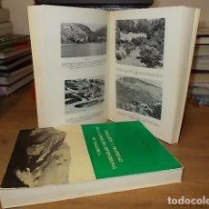 Libros de segunda mano: POBLACIÓN Y PROPIEDAD EN LA CORDILLERA SEPTENTRIONAL DE MALLORCA(EVOLUCIÓN HISTÓRICA).DOS TOMOS.1974. Lote 136519602