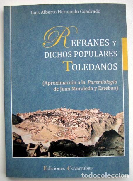 Refranes Y Dichos Populares Toledanos De Luis Kaufen Andere