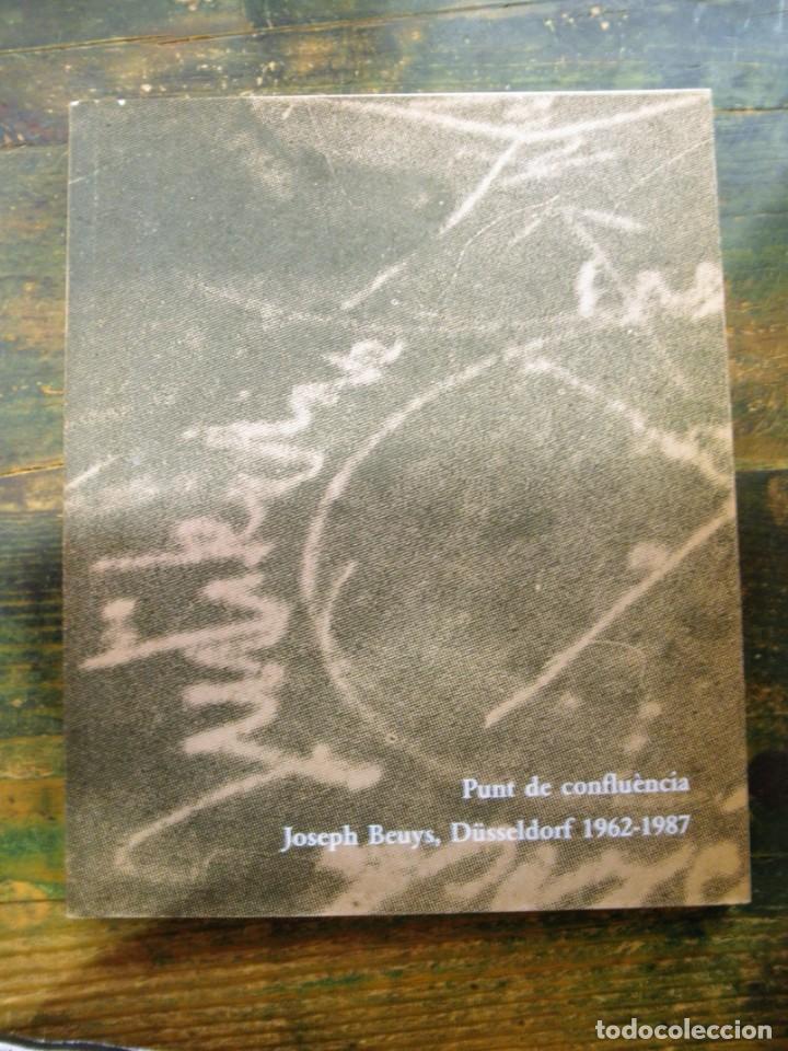 PUNT DE CONFLUÈNCIA. JOSEPH BEUYS, DÜSSELDORF 1962-1987; CAIXA DE PENSIONS, 1988; 8476641540 (Libros de Segunda Mano - Bellas artes, ocio y coleccionismo - Otros)