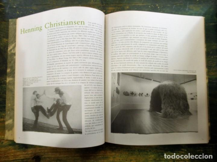 Libros de segunda mano: Punt de confluència. Joseph Beuys, Düsseldorf 1962-1987; Caixa de Pensions, 1988; 8476641540 - Foto 2 - 136568518