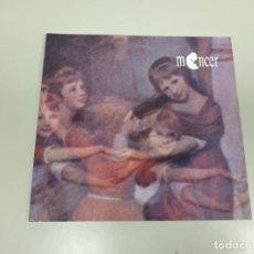 Libros de segunda mano: 519- LIBRO MENCER SALA MUNICIPAL EXPOSICIONES LA CORUÑA OCT 1988. Lote 136584378