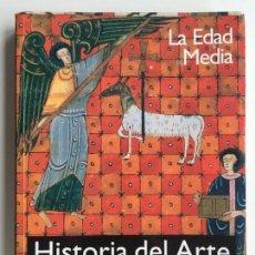 Libros de segunda mano: HISTORIA DEL ARTE LA EDAD MEDIA - DIRIGIDA POR JUAN ANTONIO RÁMIREZ - ALIANZA EDITORIAL. Lote 136590954