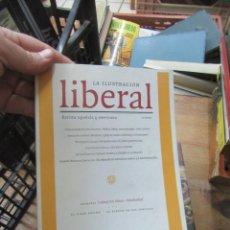 Libros de segunda mano: LIBRO LA ILUSTRACION LIBERAL REVISTA ESPAÑOLA Y AMERICANA Nº 41 OTOÑO 2009 L-5798-710. Lote 136624974