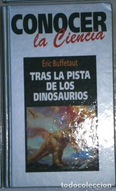 Libros de segunda mano: Lote Conocer la Ciencia 4T por Jorge Wagensberg de Ed. RBA en Barcelona 1994 - Foto 3 - 136667454